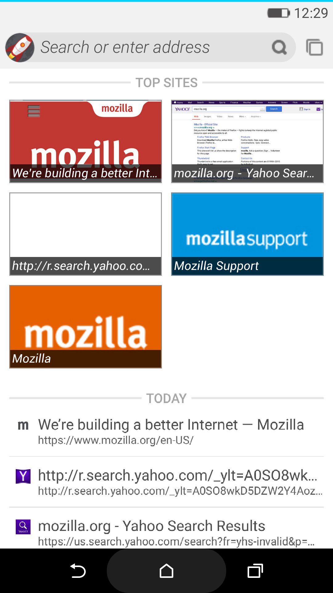 💌 Download mozilla firefox old version for android | Download