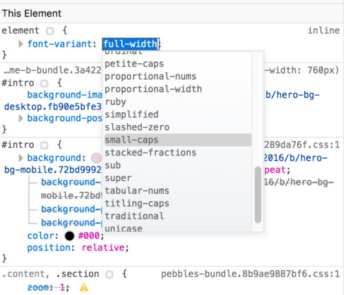 Developer Edition Devtools Update: Now with Photon UI - Mozilla