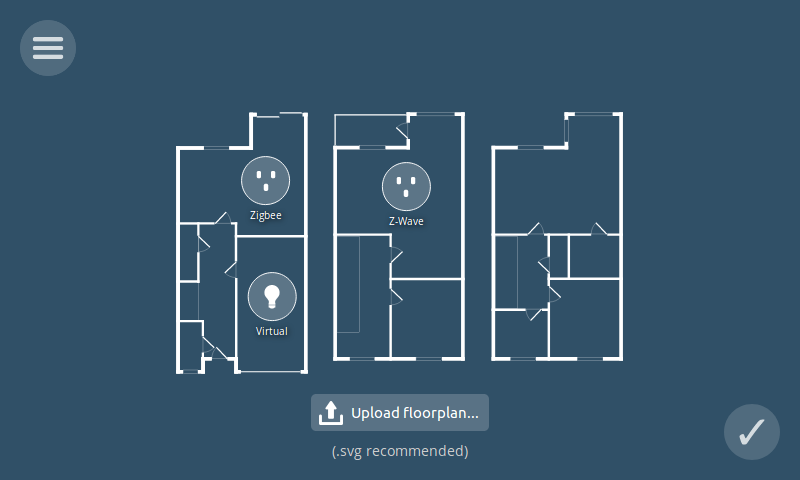 How to build your own private smart home with a raspberry for Floor plans you can edit