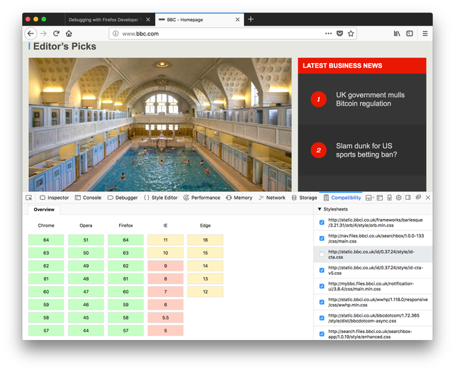 Hack on MDN: Building useful tools with browser compatibility data