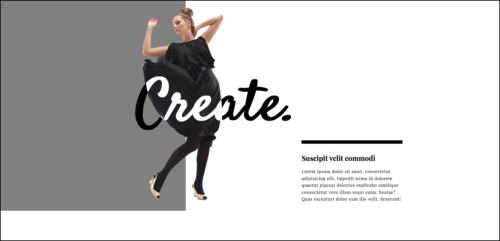 "Codepen by Mandy Michael called ""Create"""